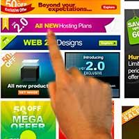 способы монетизации блога банерная реклама